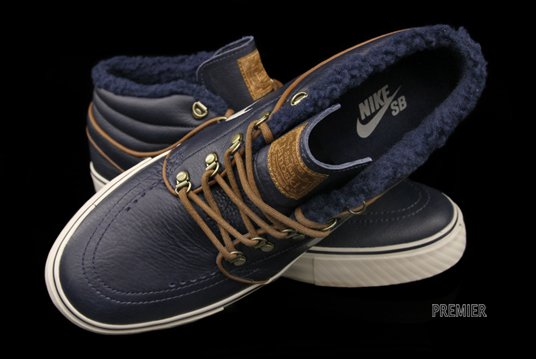 Nike SB Stefan Janoski Mid Premium QS 'Inuit' - Now Available