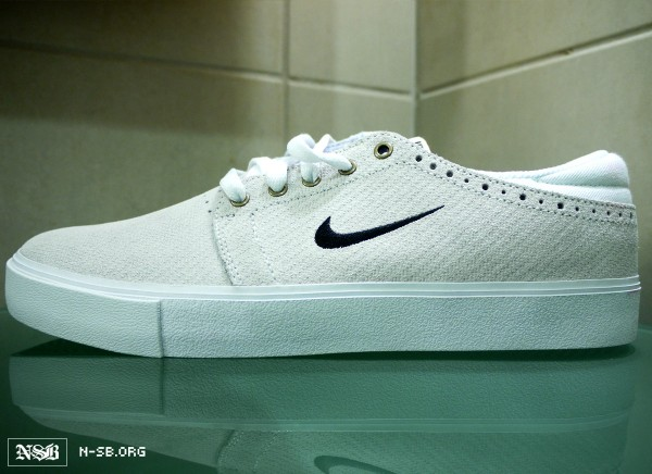Nike SB Team Edition 2 'Waxed Canvas' - First Look