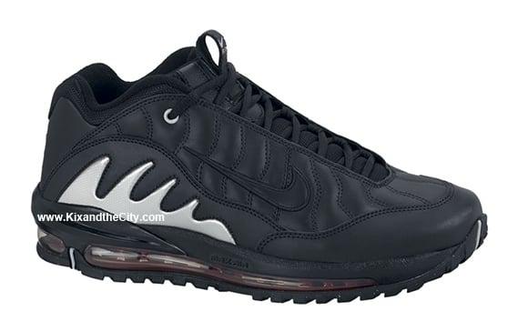 Nike Total Griffey Max '99 - Black/Black-Zen Grey-Varsity Red - Release Date + Info