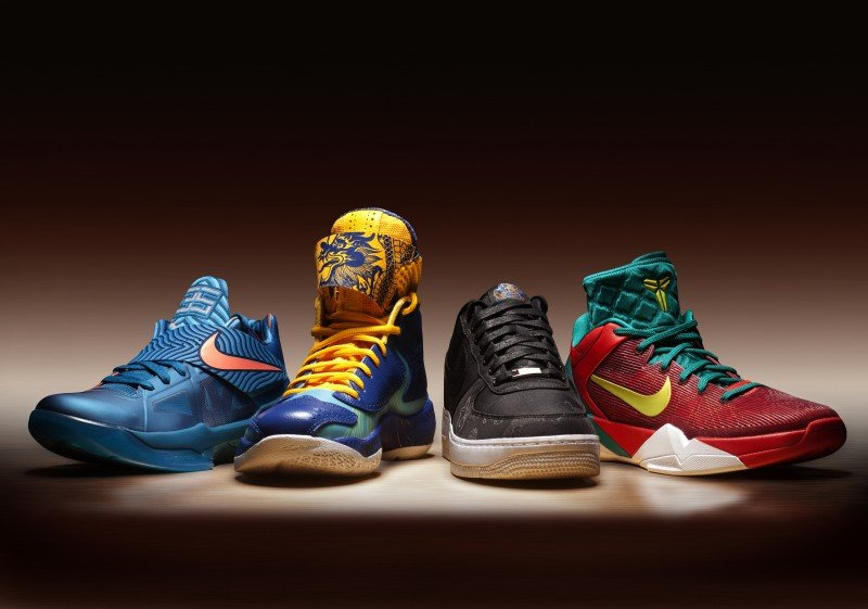 Nike 'Year Of The Dragon' Collection - Detailed Look