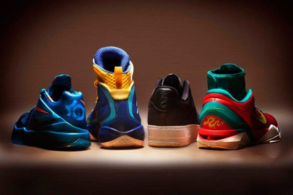Nike 'Year Of The Dragon' Pack Preview