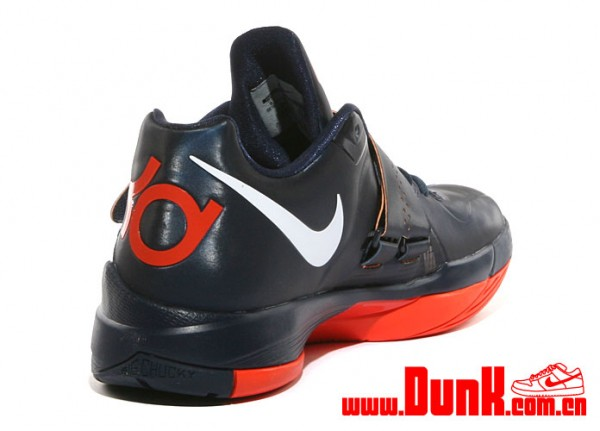 Nike Zoom KD IV 'Midnight Navy' - Another Look