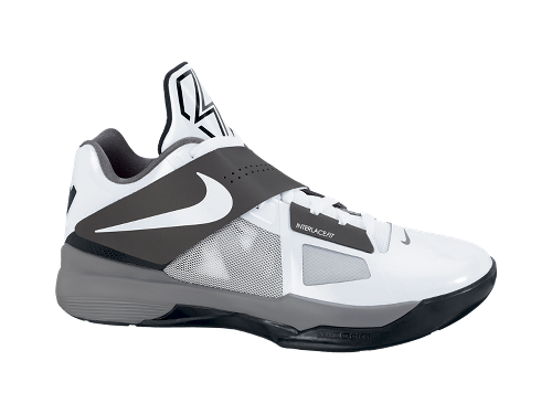 d8f69c0b7bc9 Nike Zoom KD IV - White White-Black-Cool Grey - Now Available ...