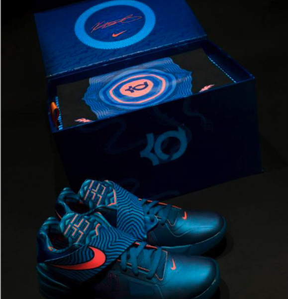 Nike Zoom KD IV 'Year Of The Dragon' Limited Packaging - Another Look