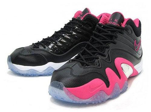 Nike Zoom Uptempo V - Black/Pink