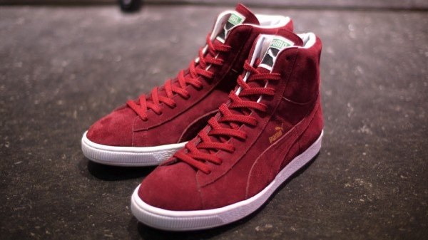 Puma 'Made In Japan' Suede Mid - Now Available