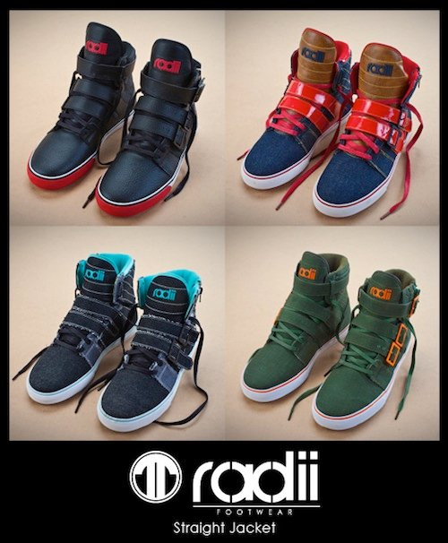 Radii Straight Jacket VLC - January 2012
