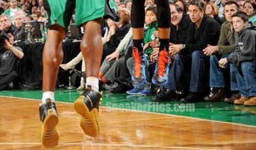 "Ray-Allen's-Air-Jordan-XII-(12)-""MLK-Day""-PE's-1"