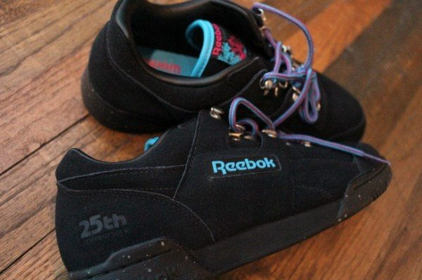 Reebok Workout Plus '25th Anniversary' - Now Available