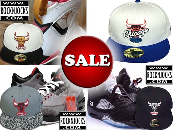Rock'N'Jocks Custom Fitteds - January Sale