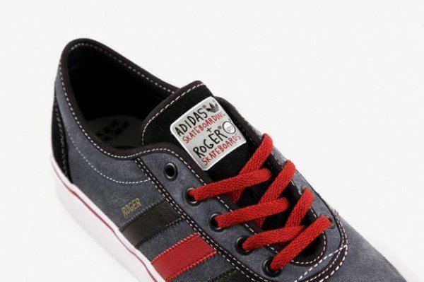 Roger Skateboards x adidas adiEase Low - Now Available