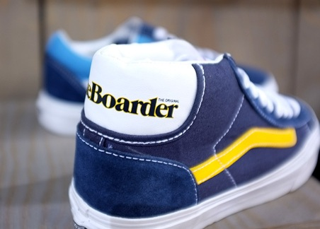 The Skateboarder Magazine x Vans Capsule Collection