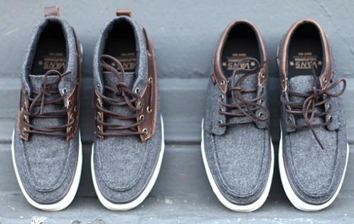 Vans CA Wool Pack - Spring 2012