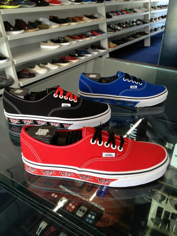 5ef1cb860 Vans Classic Authentic  Rad Pack  - Now Available