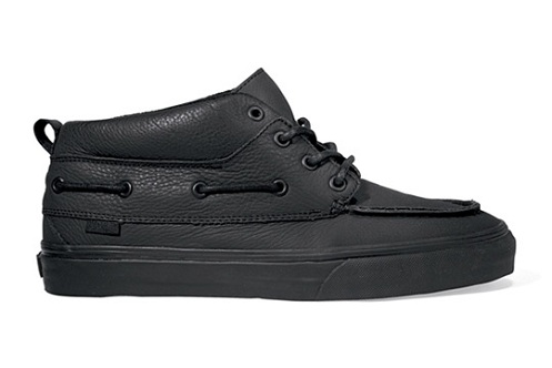 Vans Classic Matte Leather Pack - Spring 2012