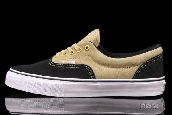 Vans Era Pro 'Black/Tan' - Now Available
