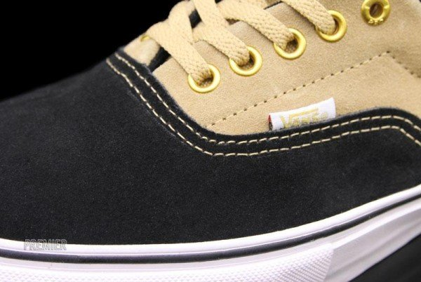 Vans Era Pro 'Black/Tan' - Now Available