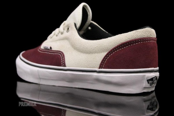 Vans Era Pro 'Burgundy/Antique' - Now Available