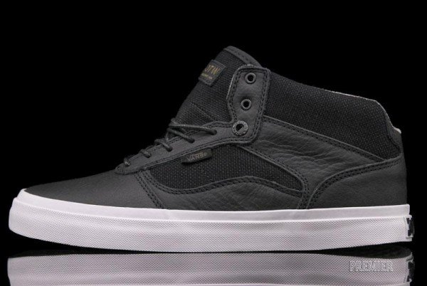 61f803a8eacb57 Vans OTW Bedford  Black Heavy Canvas  - Now Available