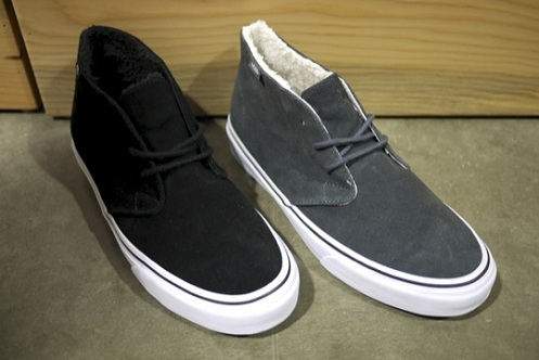 Vans Outdoor Classics Pack - Fall/Winter 2012 Preview