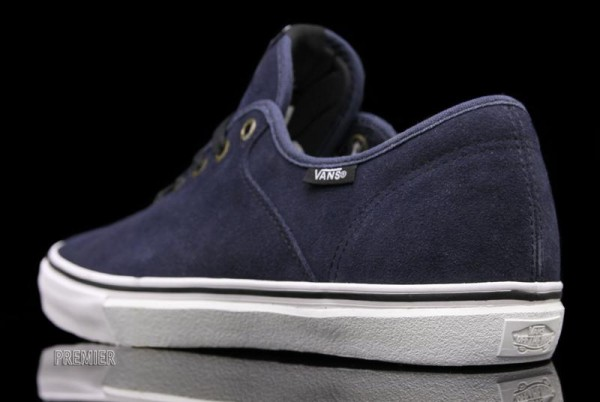 Vans Stage 4 Low 'Andrew Allen' - Now Available