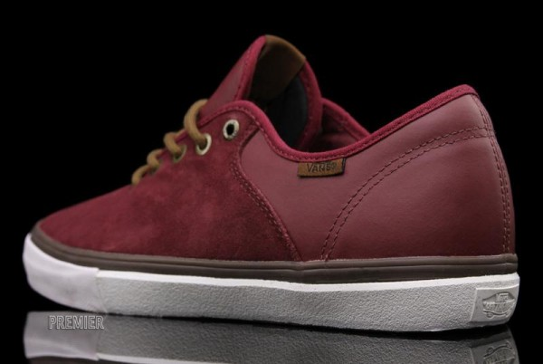 Vans Stage 4 Low 'Chima Furgeson' - Now Available