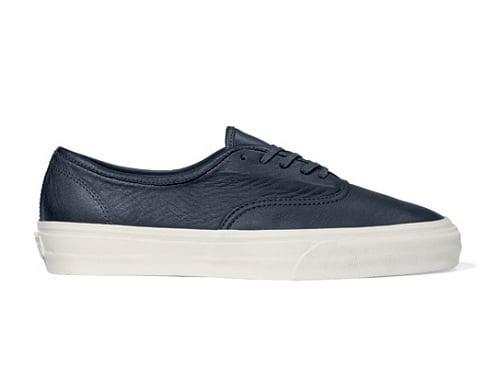 Vans Vault Authentic and Slip-On Premium LX - Leather Pack