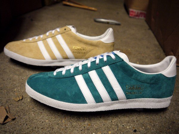 adidas Originals Gazelle OG - Now Available