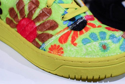"adidas Originals JS ""Flower Bear"""