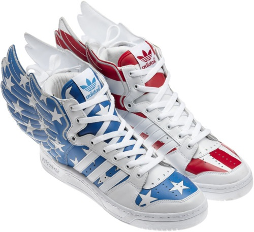 "adidas Originals JS Wings ""USA"" - February 2012 Release"