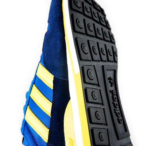 adidas Originals ZX 500 - Blue/Yellow
