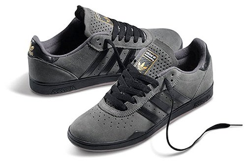 adidas Skateboarding Ronan - Shadow Grey