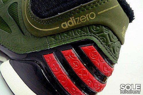"adidas adiZero Rose 2.5 ""Lei Feng"" - New Images"