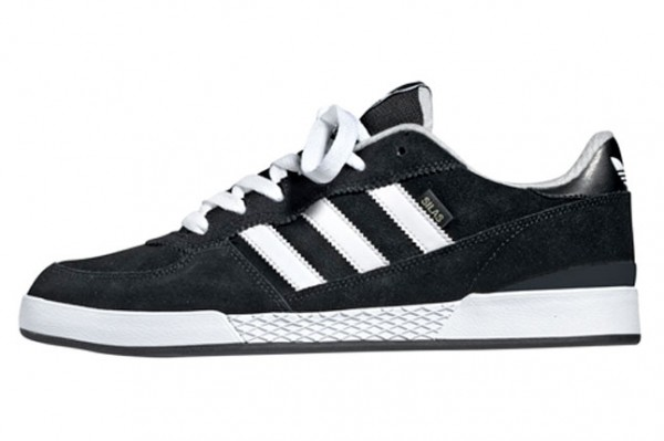 adidas Skateboarding Silas 'Zebra' - First Look