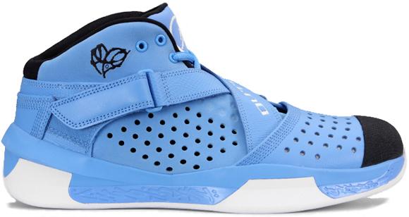 Air Jordan 2010 Outdoor For the Love of the Game University Blue White Black