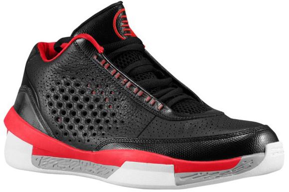 b6de82e6cc1e62 Air Jordan 2010 Team TB Black   Varsity Red – Graphite