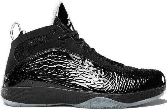 Air Jordan 2011 Black Dark Charcoal