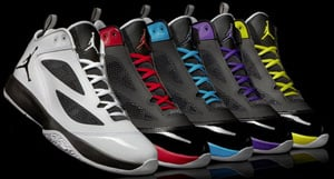 Air Jordan 2011 Q-Flight Lineup