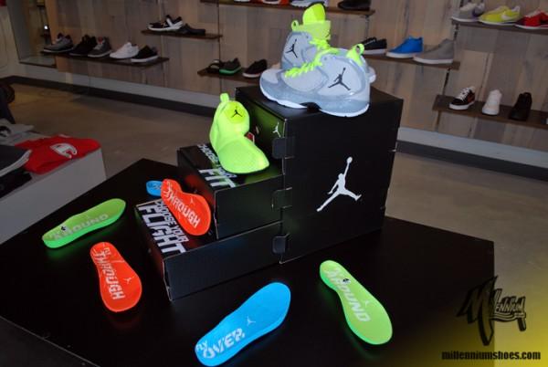 Air Jordan 2012 'Wolf Grey/Volt' - Release Date + Info