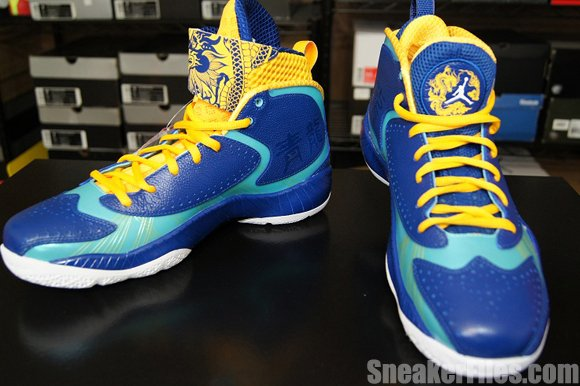 Air Jordan 2012 Year of the Dragon Overview