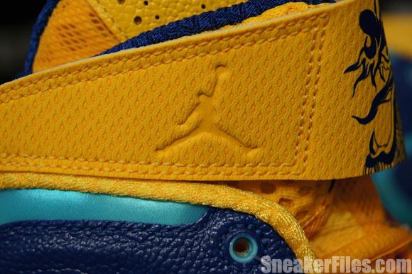 Air Jordan 2012 Year of the Dragon Strap