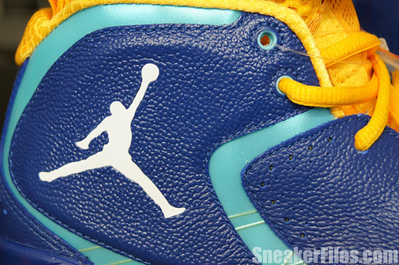 Air Jordan 2012 Year of the Dragon Jumpman Side