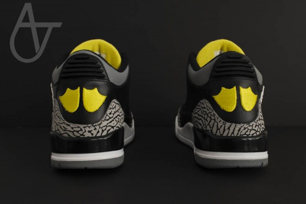 Air Jordan III (3) 'Oregon Pit Crew' - New Images