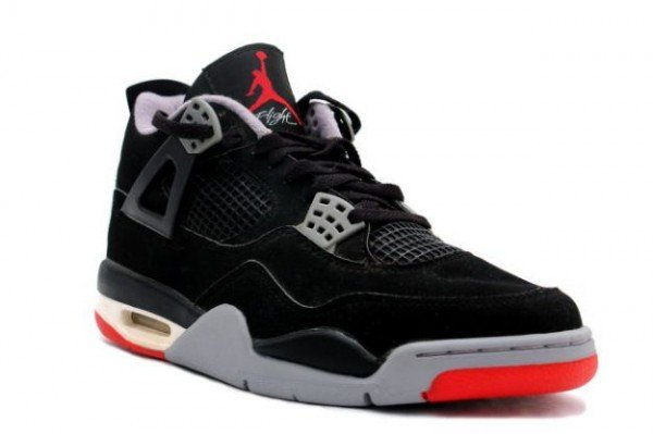 Air Jordan IV (4) 'Black/Cement' 2012 Retro - Release Date + Info