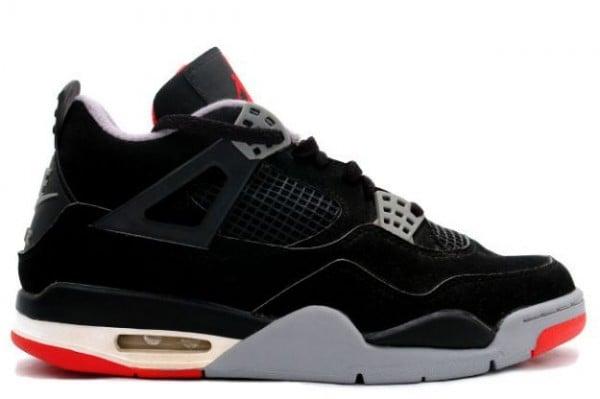 Air Jordan IV (4) 'Black/Cement' 2012 Retro - Release Date + Info