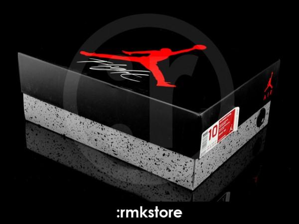 Air Jordan IV (4) 'White/Cement' - New Images