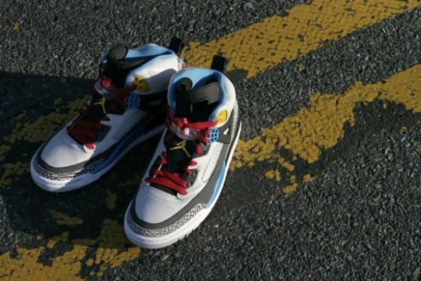 Air Jordan Spiz'ike 'Bordeaux' - New Images