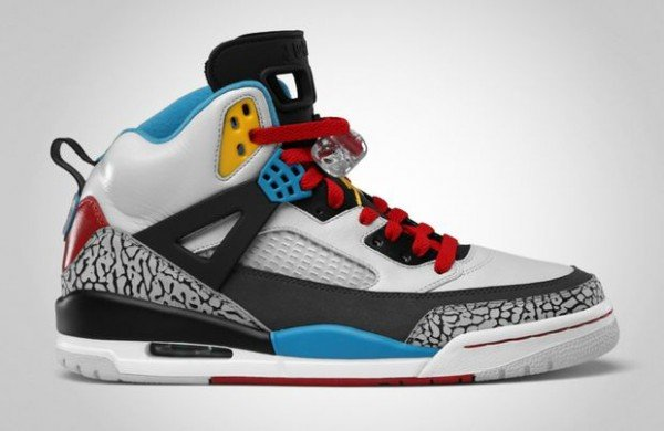 Air Jordan Spiz'ike 'Bordeaux' - Official Images