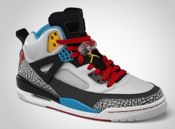 Air Jordan Spiz'ike 'Bordeaux' - Official Images
