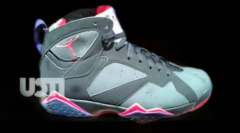 Air Jordan VII (7) 'Charcoal' - First Look